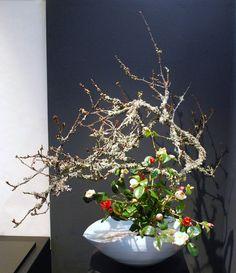 Kyoto Ikebana Exhibition | by sansaistudio.com