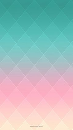 Cute pink and blue background iphone wallpaper board cover