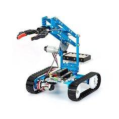 Makeblock DIY Ultimate 20 Robot Kit  Premium Quality  10in1 Robot  STEM Education  Arduino  Scratch 20  Programmable Robot Kit for Kids to Learn Coding Robotics Electronics and Have Fun -- Click the VISIT button to enter the Amazon website