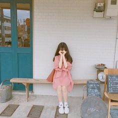 Thanks for special give in my life. Mode Ulzzang, Ulzzang Korean Girl, Cute Korean Girl, Ulzzang Couple, Asian Girl, Korean Make Up, Korean Aesthetic, Aesthetic Girl, Ulzzang Fashion