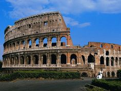 Colosseum of Rome #colosseum #colosseumofrome #italy #rome #placestoseebeforeyoudie