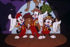 Way More Than You Ever Wanted to Know About Animaniacs   Mental Floss
