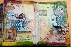 Michelle Hearnden Art Journal