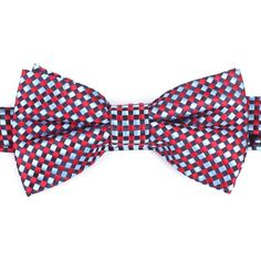 Men's Bow Tie Pre-Tied Navy Light Blue Red (X283-BT) Bowtie Neck Bow Ties Bowties Men Tuxedo Wedding Formal Necktie Neckties £13
