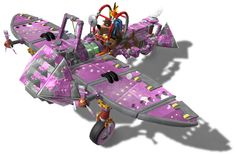 banjo kazooie nuts and bolts vehicles - Google Search