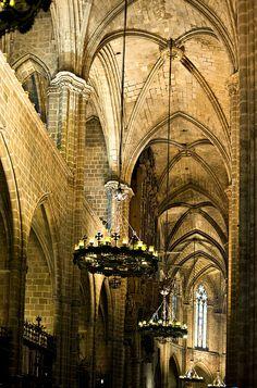 Gothic Barrio, Barcelona, Spain