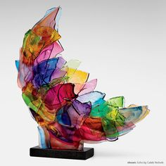 Art Glass Bowls, Sculpture, and More   Artful Home