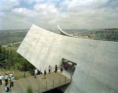 MOSHE SAFDIE,Holocaust History Museum,2005,Jerusalem, Israel