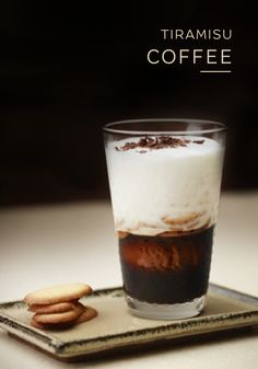 Let your tastebuds take you to Italy with this indulgent Tiramisu Coffee recipe from Nespresso. Inspired by the classic Italian dessert, this rich beverage uses Indriya Grand Cru, chocolate ice cream, and biscuits to take you on a flavor journey.