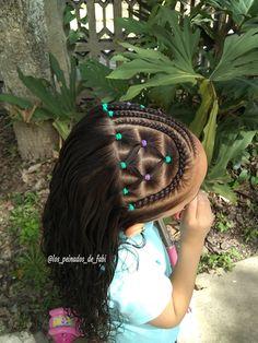 Pretty Hairstyles, Girl Hairstyles, Diy For Kids, Hair Ideas, Dreadlocks, Hair Styles, Makeup, Beauty, Up Dos