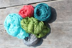 colourful organza hand made shawls