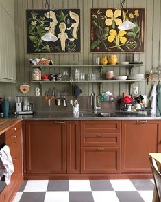 Home Decor Living Room .Home Decor Living Room Eclectic Kitchen, Home Decor Kitchen, Rustic Kitchen, Kitchen Interior, Home Kitchens, Kitchen Dining, Kitchen Cabinets, Cheap Wall Decor, Home Remodeling Diy