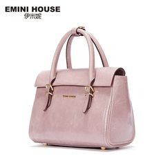 Aliexpress.com : Buy EMINI HOUSE Vintage Oil Wax Genuine Leather Women Crossbody Bag Luxury Handbags Women Messenger Bags Fashion Shoulder Bags from Reliable fashion shoulder bags suppliers on EMINI HOUSE official store