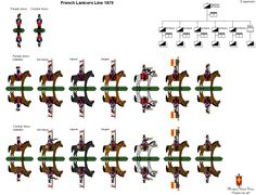French Lancer Line
