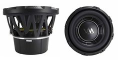 2) VM Audio Encore 10-Inch High Excursion Subwoofers | ECW100 (Pair). For product info go to:  https://www.caraccessoriesonlinemarket.com/2-vm-audio-encore-10-inch-high-excursion-subwoofers-ecw100-pair/