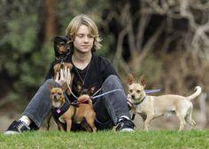 Ator de 16 anos salva mais de 20 mil animais nos EUA