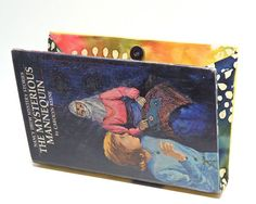 Book Clutch Wallet from Nancy Drew The Mysterious Mannequin