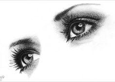 40 Beautiful and Realistic Pencil Drawings of Eyes | Read full article: http://webneel.com/40-beautiful-and-realistic-pencil-drawings-human-eyes | more http://webneel.com/daily | Follow us www.pinterest.com/webneel