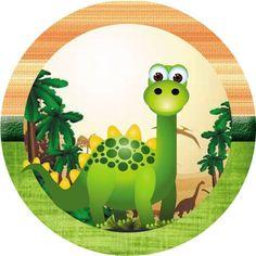 Dinossauro Cut – Kit digital gratuito – Inspire sua Festa ®
