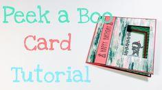 Peek a Boo Card [tutorial | deutsch]