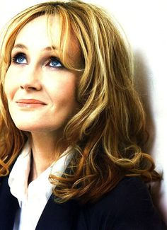 Jo Rowling--beautiful!