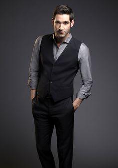 'Lucifer' Star Tom Ellis on the Season 2 Pick-Up, Despondency over the Devil Rumor Mill, and More