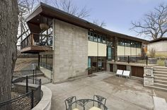Nab a $719K Midcentury Gem by Carl Graffunder in Minneapolis - House of the Day - Curbed National