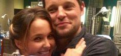 Grey's Anatomy, saison 10 : Alex et Jo, un dernier câlin avant les vacances (photo)