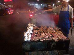 Steet Vendor..Monterrey Nuevo Leon