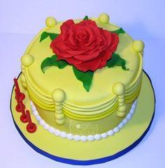 Zen cherry blossom birthday cake La Forge Gteaux Mes gteaux