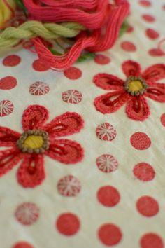 Embroidery / 刺繍 | HIBI LABO JOURNAL