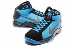 Men's Cheap Kobe Hyperdunks Olympic Soar Blue Black 324820 123