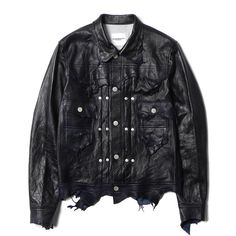 Rough Out Work Jacket