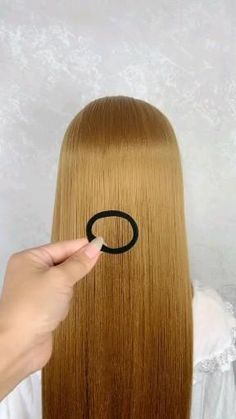 Hairdo For Long Hair, Bun Hairstyles For Long Hair, Teenage Hairstyles, Work Hairstyles, Front Hair Styles, Medium Hair Styles, Hair Style Vedio, Hair Tutorials For Medium Hair, Hair Videos