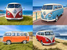 VW T1s