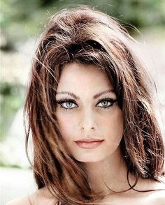 A beautiful colorized picture of Sophia ❤️ if anyone knows who colored this picture please let me know and I'll give them credits! ☺️ - #sophialoren #vintagehollywood #classichollywood #sofialoren #oldhollywood #classicmovies #classic #classicfilm #vintage #oldies #retro #1960s #60s