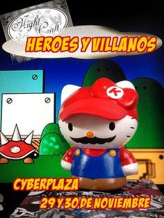 Hello Mario