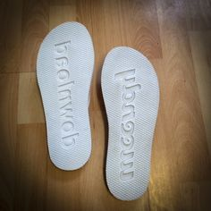 #corporateflipflops, #weendy #weendyapp,  corporate event flip flops,  have your brand repeated at the beach a thousand times with every step taken