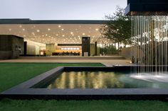 Tod Williams and Billie Tsien : Architectural Digest