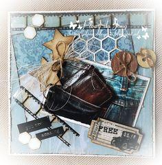 Plony's Blog vol met knutsels en frutsels....: Mannenkaart 2