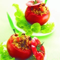 WeightWatchers.fr : recette Weight Watchers - Tomates farcies