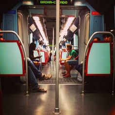 60 En el autobús o metro