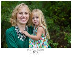 Deanna J. Martin Photography Mercy and her Momma's Outdoor Portrait Session