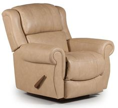 Recliners - Medium Terrill Swivel Rocker Recliner with Rolled Arms by Vendor 411 at Becker Furniture World Goods Home Furnishings, Rocker, Family Room, Recliners, Living Room, Furniture, Twin Cities, Home Decor, Medium