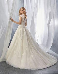 JANINE 2017 brudekjole fra Panayotis
