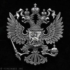 Tsar Nicolas Ii, Tsar Nicholas, Medieval, Double Headed Eagle, House Of Romanov, Royal Crowns, Imperial Russia, Family Crest, Crests