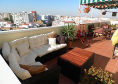 Prepara tu jardín para el verano con una decoración de terrazas exteriores espectacular. ¡Serás la envidia de todos tus vecinos! ¿Preparad@ para disfrutar?