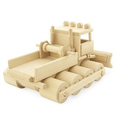Wooden Snow Breaker Truck Toy - Our beloved Snow Plough toy Burton will give them hours of enjoyment! A super cool wooden toy that is an excellent gift idea for boys. Wooden Toy Cars, Wooden Truck, Wood Toys, Making Wooden Toys, Wood Games, Toy Art, Kids Wood, Small Wood Projects, Montessori Toys