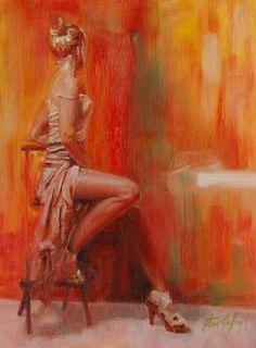 """Saatchi Online Artist Steve Godfrey; Painting, """"Reckless"""" #art"""