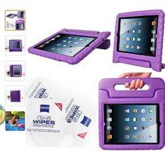 Ipad 4 Case, Ipad Air, Nintendo Consoles, Amazon, Kids, Young Children, Amazons, Boys, Riding Habit